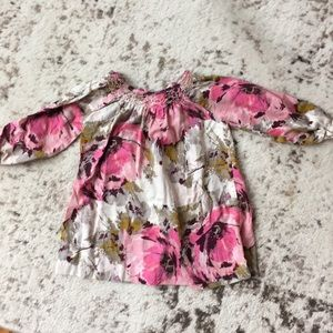 Gap 6-12 months dress/tunic shirt